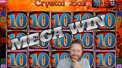 Crystal Ball MEGA WIN!!