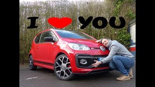 6 THINGS I LOVE ABOUT MY UP! GTI