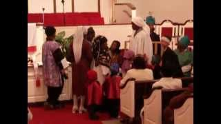 Kossuth COGIC Sunday School Youth 2012  SKIT - SANHEDRINS, SCRIBES AND PHARISEES