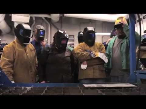 Elgin Community College Welding Program