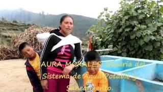 Testimonios; Mario Morales y Maura Morales de la comunidad de Chemealón, Tacaná, San Marcos 2016
