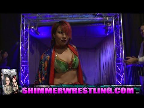 SHIMMER 67 DVD Trailer - Women's Wrestling