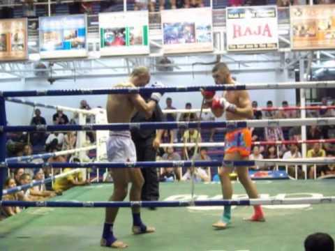 rafi singpatong  bohic  vs anvar boynazarov 1er fight