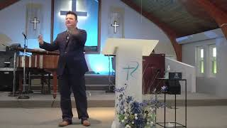 Randleman Church of God 8-29 AM Sermon