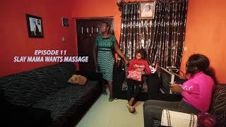 Sugar mummy needs an erotic massage
