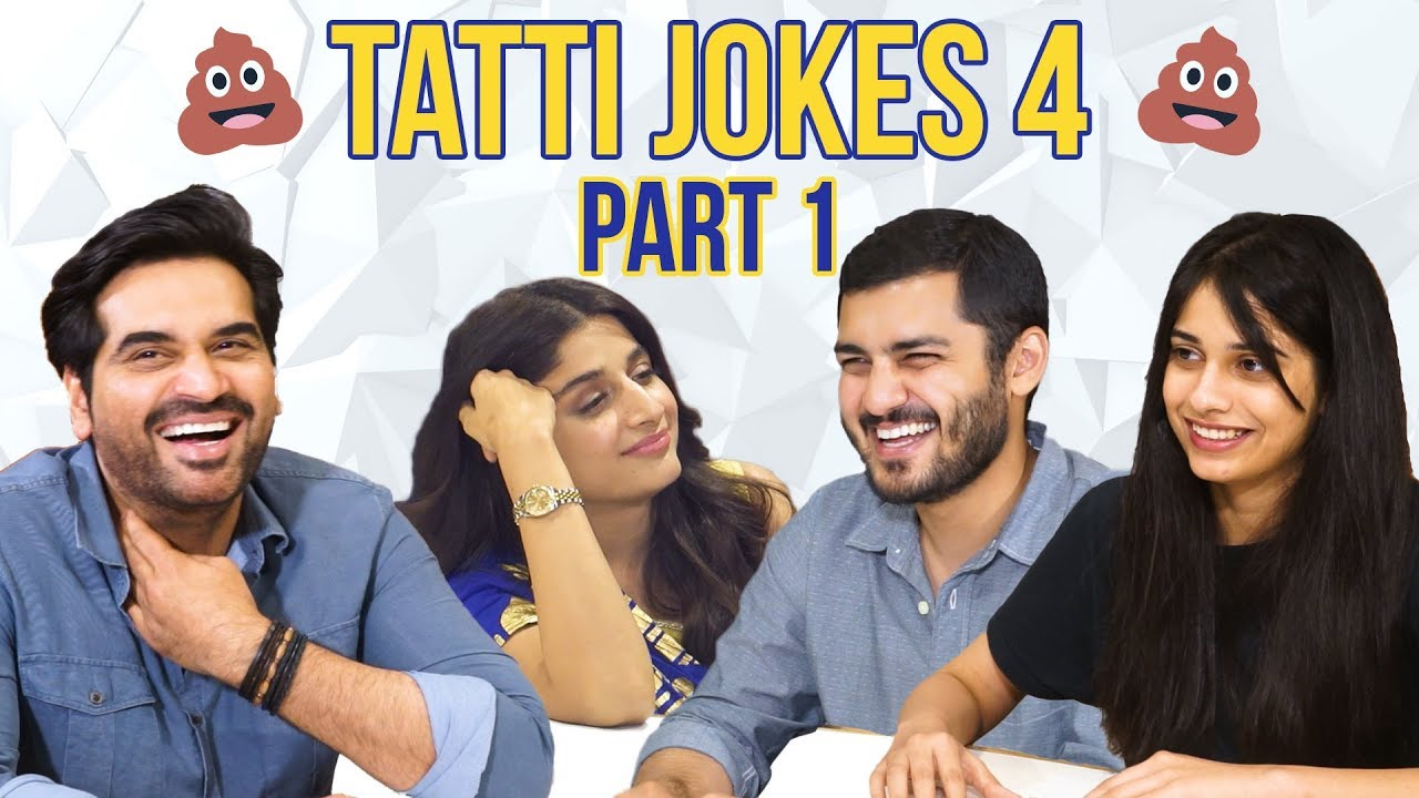 Tatti Jokes 4 (Part 1) ft. Humayun Saeed, Mawra Hocane, Kubra Khan | MangoBaaz