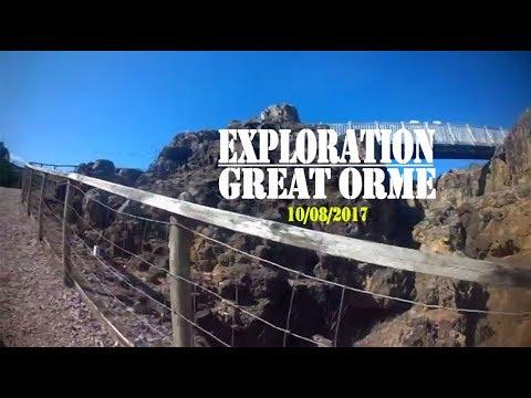 Exploration | Llandudno: Great Orme Mines