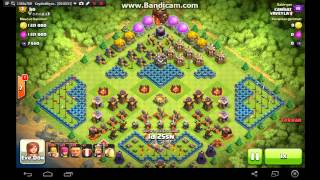 clash of clans booty WORLD Record clash of clans ganimet TÜRKİYE REKORU KLAN VAVEYLA