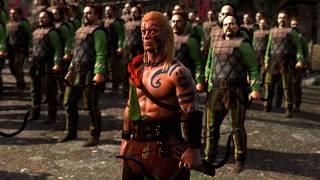 Гладиаторы в деле! - Total War Arena