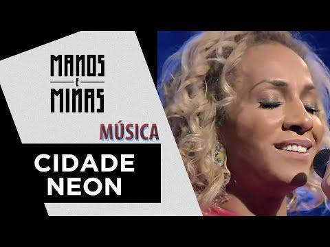 Cidade neon | Danna Lisboa