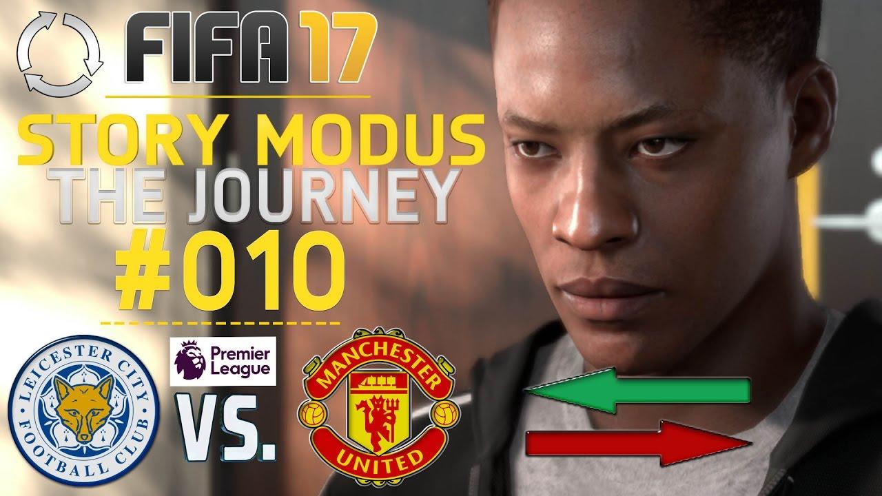 Fifa 17 Story