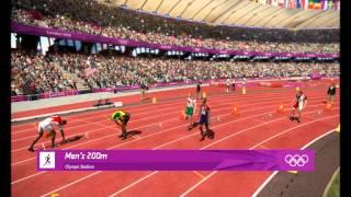 London 2012: Olympic Games Gameplay-Men