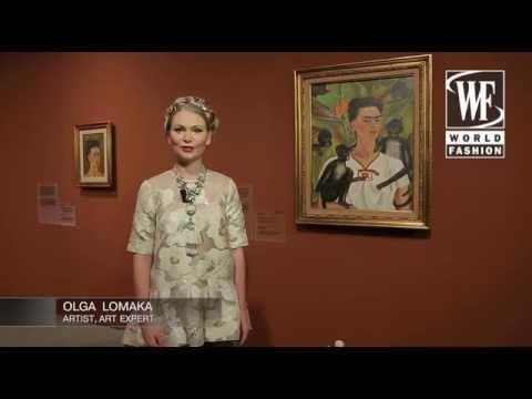 ART & Fashion with Olga Lomaka: Frida Kahlo's exhibition, WFC Europe Mp3