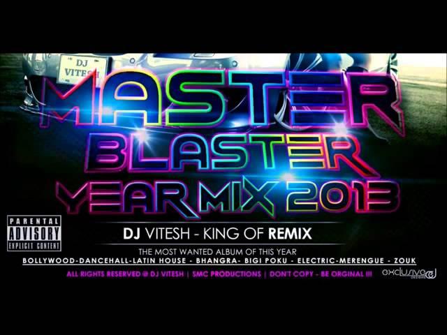 Masterblaster 2013 house