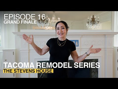 Stevens Home Remodel | GRAND FINALE!