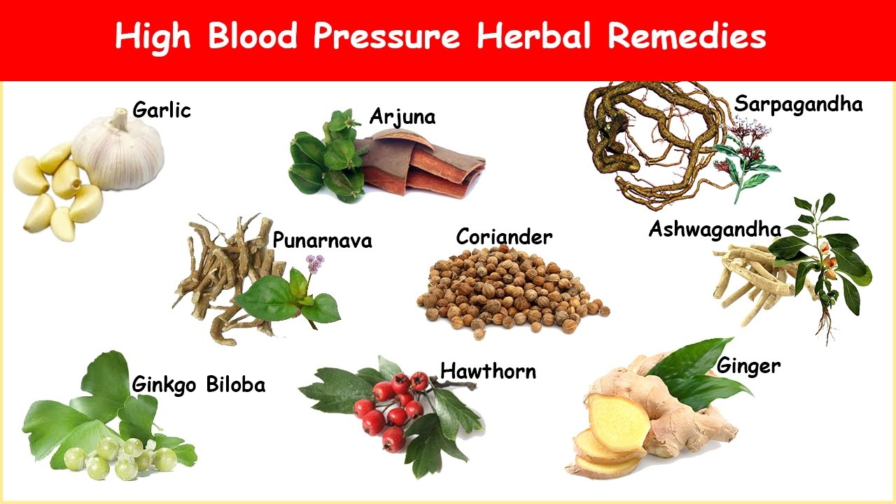 Vitamin For High Blood Pressure
