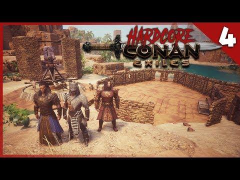 Conan Kletterausrüstung : Conan kletterausrüstung exiles kletter feature u barbaren