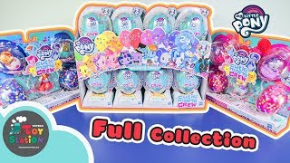 Trọn bộ My Little Pony Cutie Mark Crew series 3 bung lụa hoa giấy ToyStation 310