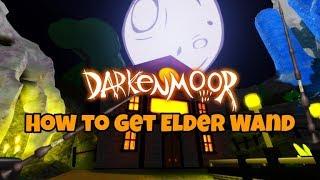 [EREIGNIS] Wie man den älteren Zauberstab bekommt | ROBLOX | Darkenmoor