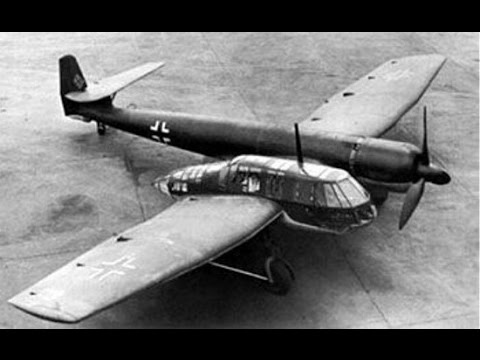Image result for asymmetrical german plane