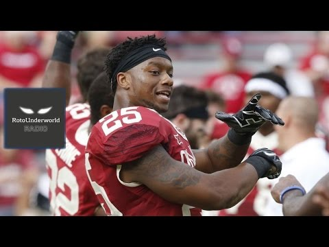 Joe Mixon has the best chance to be the generational running back talent from the 2017 NFL Draft