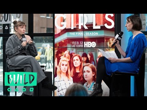 "Lena Dunham Discusses Her HBO Show, ""Girls"""