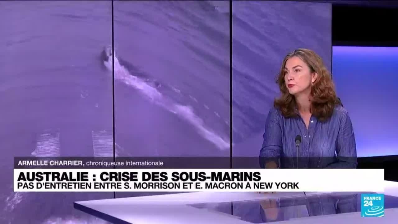 Download Crise des sous-marins australiens : la France obtient le soutien européen fave à Washington