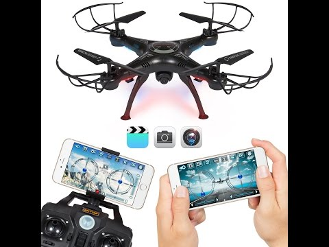 4 Channel 6-Axis Gyro Headless Remote Control Quadcopter - SKY2913