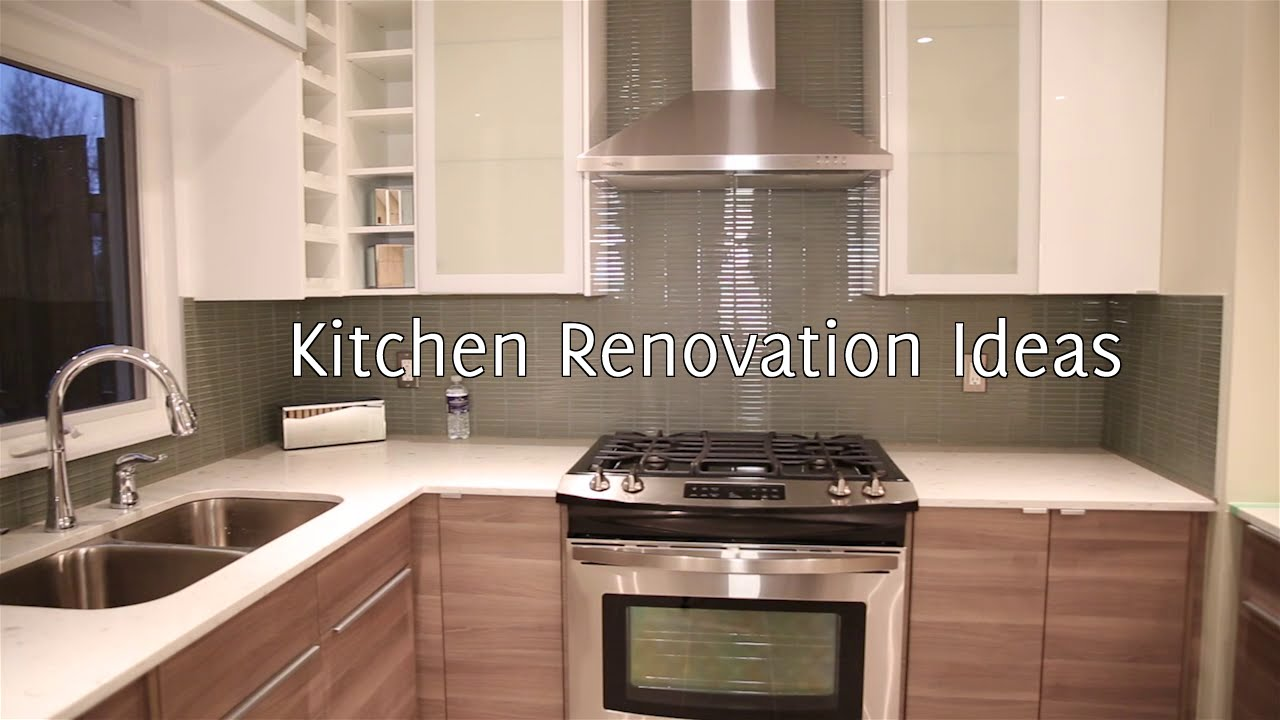 Kitchen design ideas youtube - Basic kitchen upgrades to liven up your kitchen ...