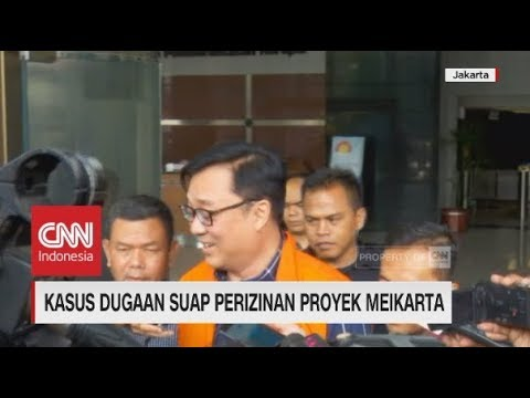 KPK Tahan Bos Lippo Group, Billy Sindoro Terkait Meikarta Mp3