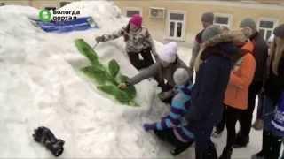 видео Победители конкурса «Зимние хижины» 2013