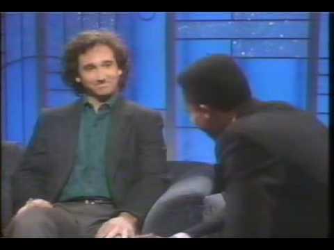 Mark LinnBaker on Arsenio Hall  April 1989