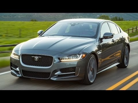 Jaguar Xe Review S Compact Sedan