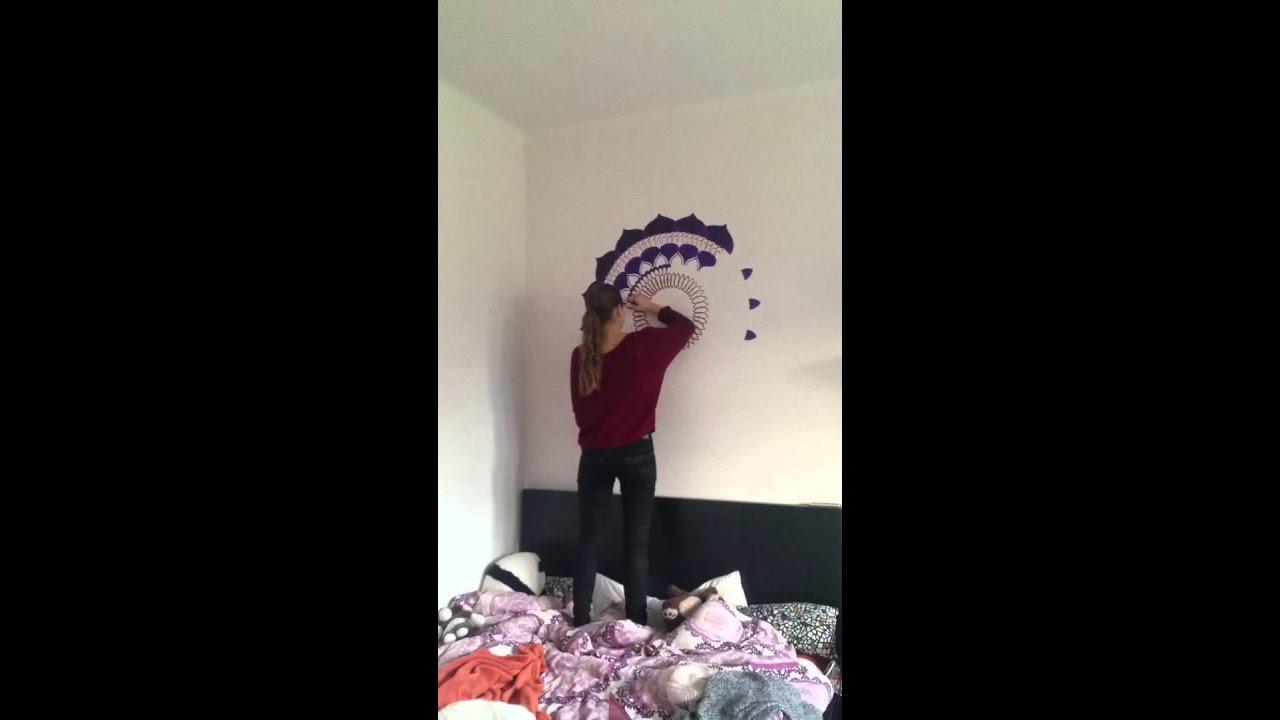 Wall Painting Mandala