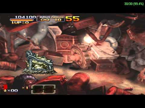 Metal slug anthology ps2