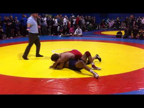Keith Pavlick doing Breese technique at Midlands I...