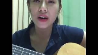 Trần Mi | Dù Có Cách Xa Guitar - Cô bé xinh đẹp hát rất phê