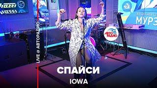 Премьера! IOWA - Cпайси (LIVE @ Авторадио) смотреть онлайн в хорошем качестве бесплатно - VIDEOOO