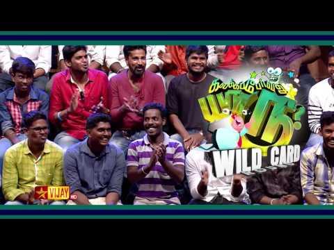 Kalakkapovadhu Yaaru Season 6 Promo 30-04-2017 Vijay Tv Show Promo Online