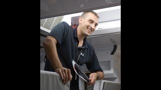 Trevor Graff, Planetary Geologist, 2012 RATS Crew