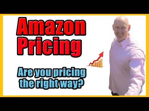 Are You Pricing Your Amazon Products The Wrong Way? - Selling on Amazon FBA
