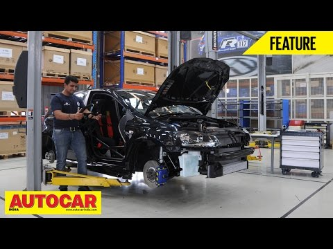 Building A Volkswagen Polo R Cup Car | Feature | Autocar India