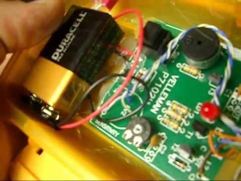 Jay Mo Pro Plus DIY metal detecting probe