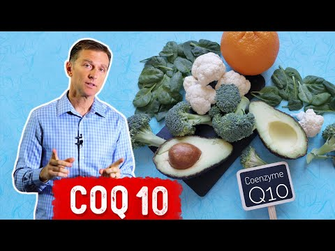 What is CoQ10 Good For?