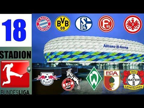 German Soccer Bundesliga Stadiums Ranked By Capacity - Bundesliga Jerman Stadion 2019/20