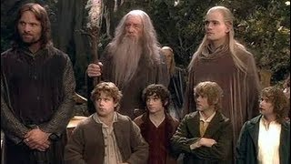 Lord of the Rings Fellowship of the Ring Extras (Part 2)
