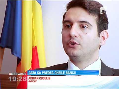 Mii de români cu credite în franci elveţieni, gata să predea cheile de la case