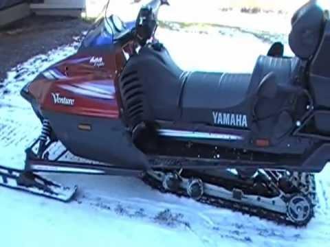 Yamaha Venture Triple