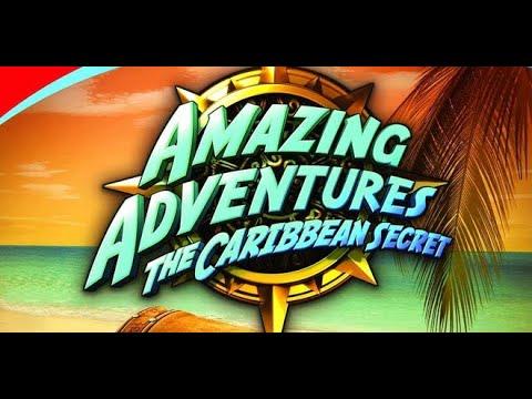 Amazing Adventures The Caribbean Secret PC Game thumbnail