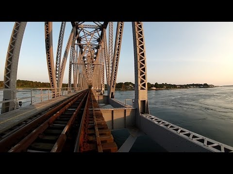 HD: GoPro: A Ride Aboard Mass Coastal 2009 (Part 2: Leading)